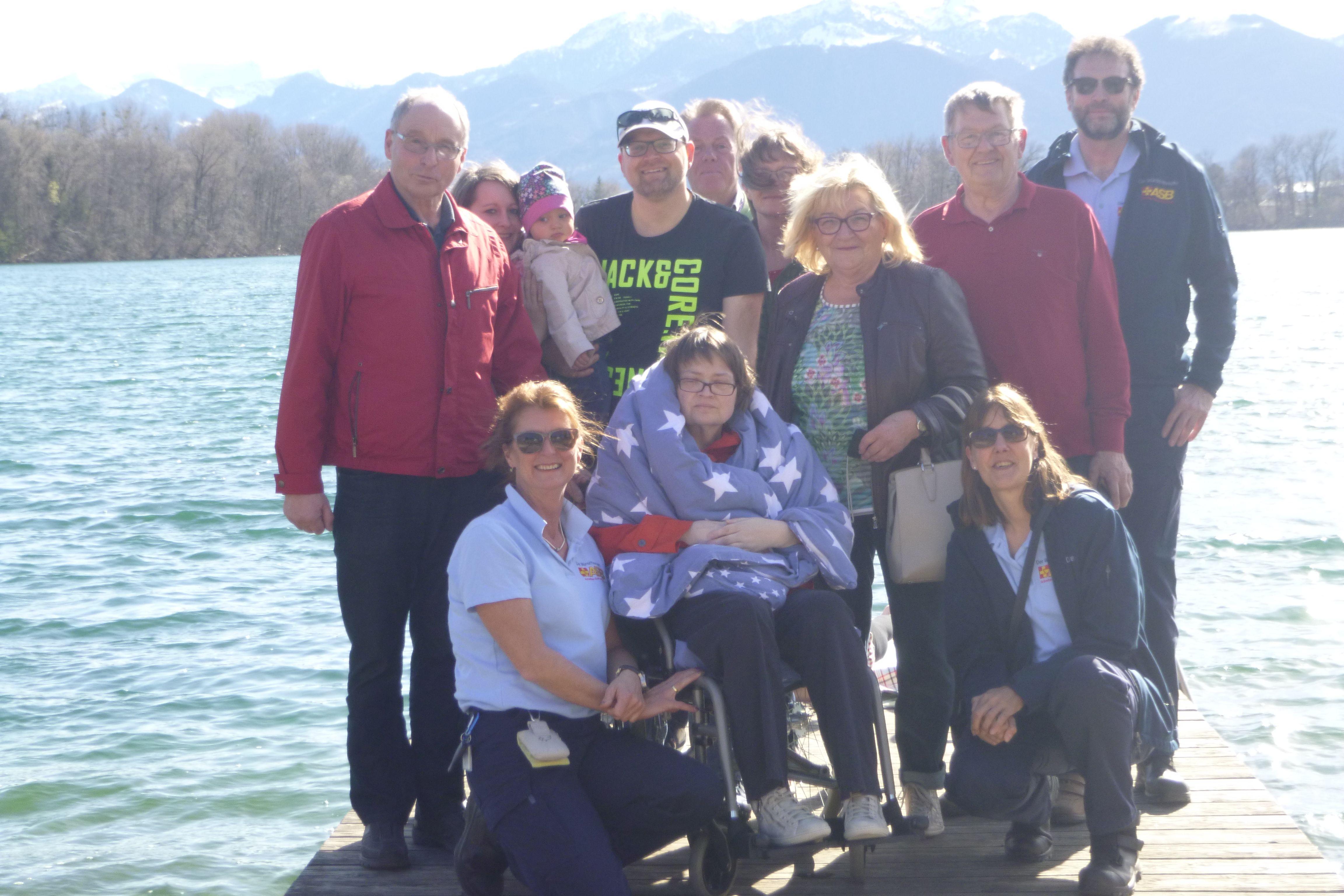Reise In Die Albanische Heimat Wünschewagen Ein Ehrenamtliches